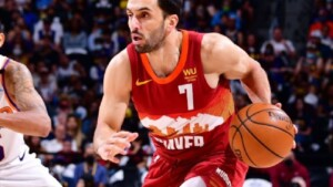 Defeat, sweep and farewell for Denver and Campazzo | The Argentine scored 14 points in the 125-118 loss to the Phoenix Suns