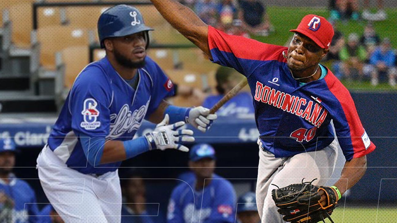 Dominican Baseball Team announces new additions for Olympic playoffs