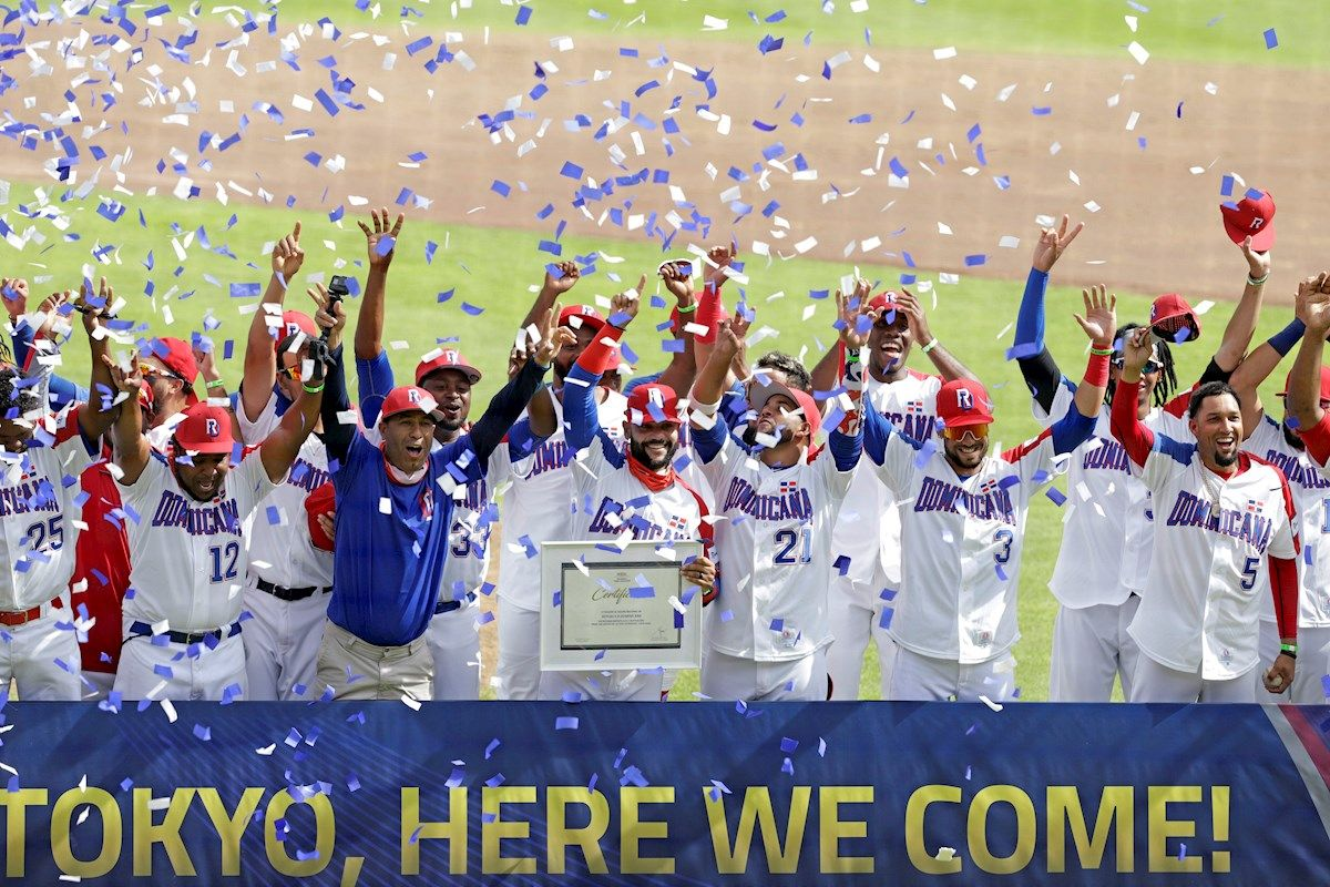 Dominican Republic goes to Tokyo 2020 after defeating Venezuela in baseball final