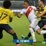 Ecuador and Peru tie and leave Colombia's group open