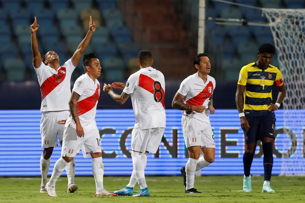 Ecuador cannot beat Peru either and in the last date it has to face Brazil | Football | sports