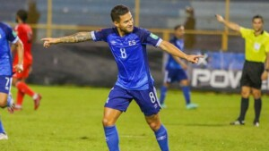 El Salvador complies with little and classifies to the Octagonal Final