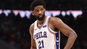 Embiid fined $ 35K per fight in Game 6