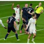England-Scotland: lots of partying and zero football at Wembley