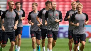 Eriksen recharges energy to Denmark who believes in his options