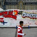 Euro 2020: Denmark sends emotional message of support to Christian Eriksen