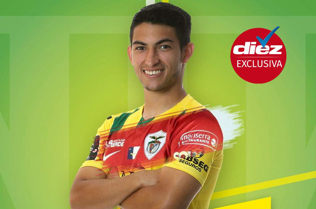 Exclusive: Jonathan Rubio will sign a contract with Santa Clara of the Portuguese first division - Diez - Diario Deportivo