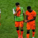 Fans in networks mock the elimination of Holland in the Eurocup and revive the #NoEraPenal