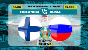 Finland - Russia Live | Euro 2021 | Brand