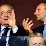 """Florentino: """"It is not normal that we all lose money and Ceferin raises his salary"""""""
