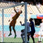 From hero to villain: Slovakia's goalkeeper saved a penalty and then scored an inexplicable goal against Spain