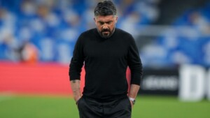 Gennaro Gattuso leaves Fiorentina 23 days after he was hired