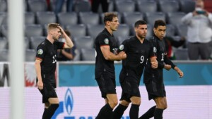 Germany 2 - Hungary 2: summary, result and goals   Euro 2020