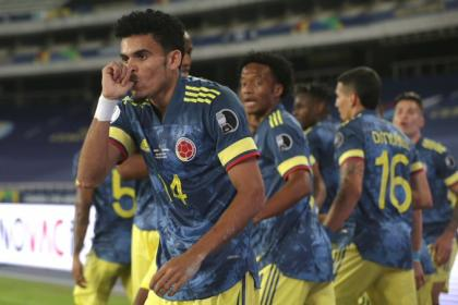 Get up Colombia! Injustice does not erase the GAME against Brazil