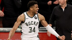 Giannis fulfilled his star credentials with the Bucks qualification to the conference finals