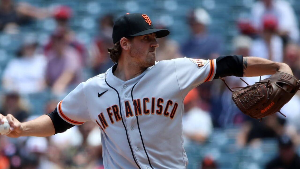 Giants reacted to Angels in the 13th