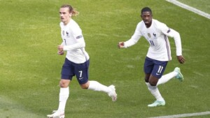 """Griezmann: """"We are all with Benzema"""""""