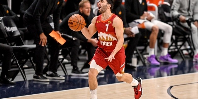 In detail: Facundo Campazzo's numbers in his first NBA season