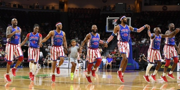Is the show over? The Harlem Globetrotters want to compete seriously and in the NBA