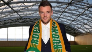 Jamie Vardy will be co-owner of Rochester Rhinos in the United States