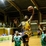 June 29 Club ties for first place in the Santo Domingo Este basketball tournament