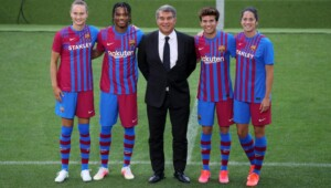 Laporta: 'The style that Johan Cruyff introduced is non-negotiable'