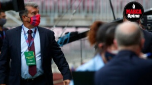 Laporta avoids that the partners knock down the project of the Superliga