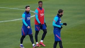 Leeds de Bielsa bid for Junior Firpo, Barcelona side