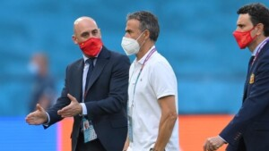 Luis Enrique does not enter the national debate