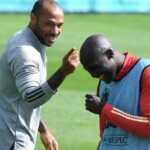 Lukaku recounts how Thierry Henry saved him after suffering at Manchester United