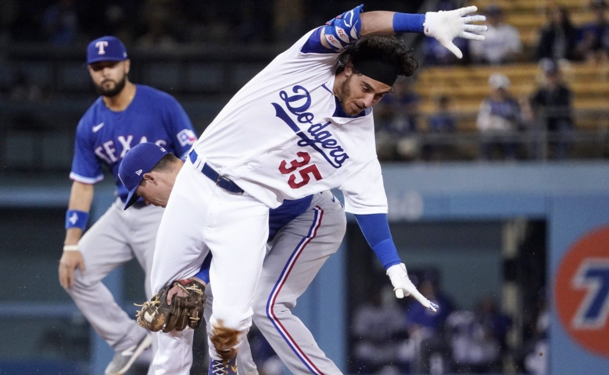 MLB: Another horse is back on the Dodgers DL and it's Cody Bellinger