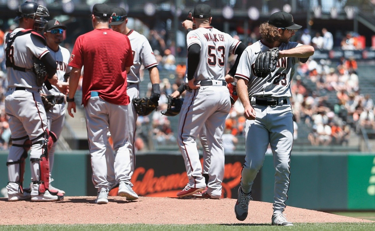 MLB: D-backs, 23 losses in a row on the road and establish a new historical record