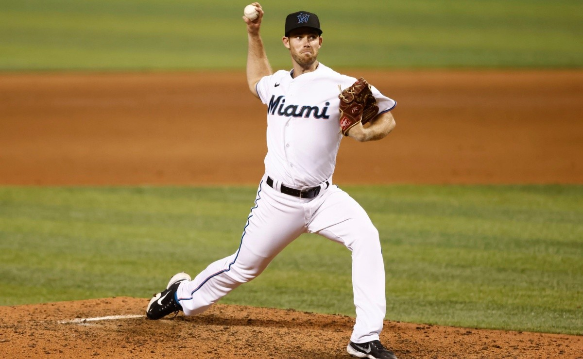 MLB: Like a fish in water! The Marlins rookie who hasn't allowed a run this season