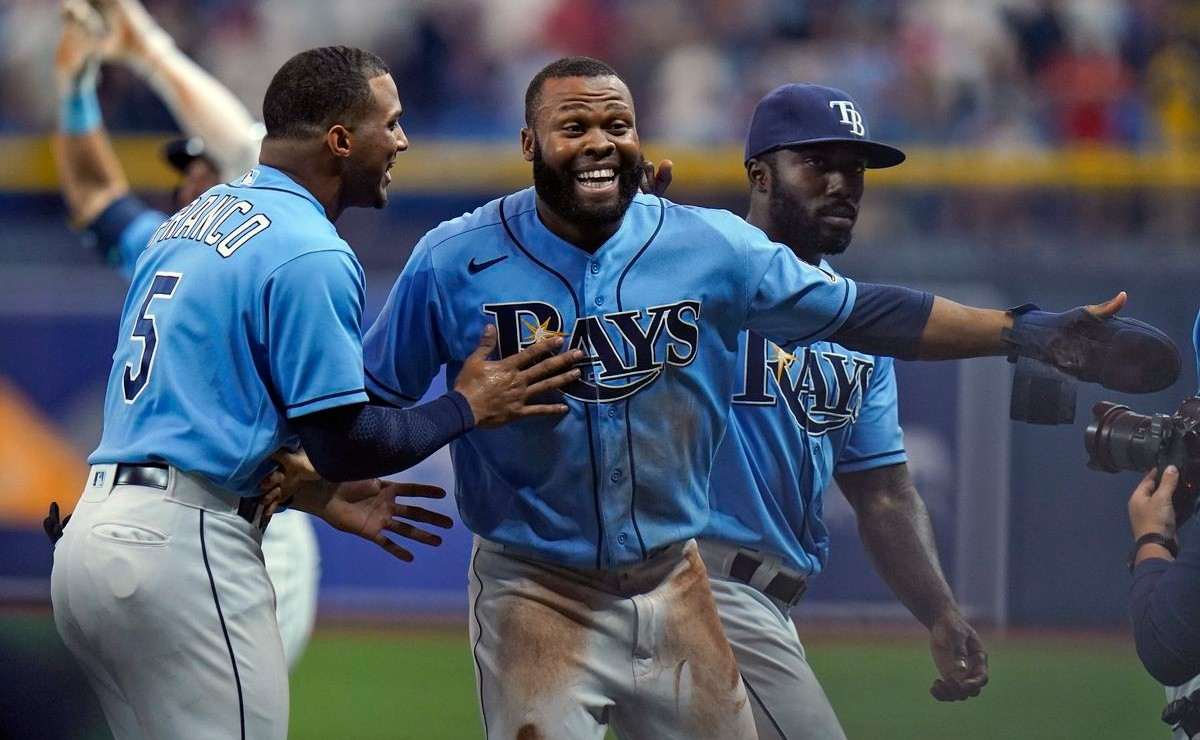 MLB: Red Sox almost hit no hit and Rays won with walk-off wild pitch, to return to the top