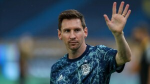 """Messi: """"My biggest dream is to get a title with the National Team and I will look for it until it happens"""""""