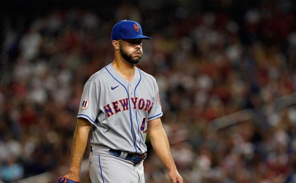 Mets Rotation Takes Another Hard Hit; Lefty starter could go to Tommy John