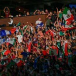 Mexican team fined 1.5 million pesos and two games behind closed doors for screaming