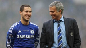 """Mourinho points out to Hazard: """"If I were a top professional ..."""""""