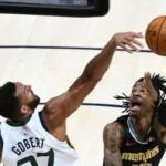 NBA: Gobert tops Ideal Defensive Team