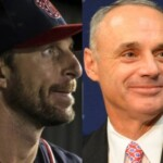 NOTHING SHUT UP: Max Scherzer lashed out at Manfred for reviewing pitchers
