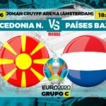 North Macedonia - Netherlands Live | Euro 2021 | Brand