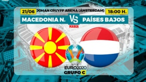 North Macedonia - Netherlands Live   Euro 2021   Brand