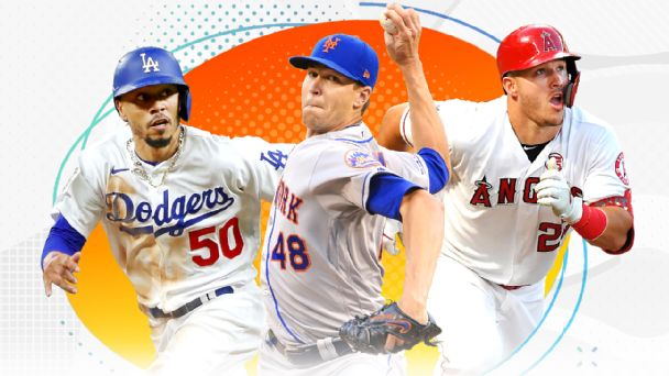 Open bets deGrom is favorite to MVP in LN