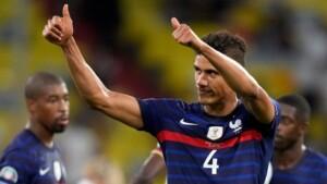 PSG asks for Varane