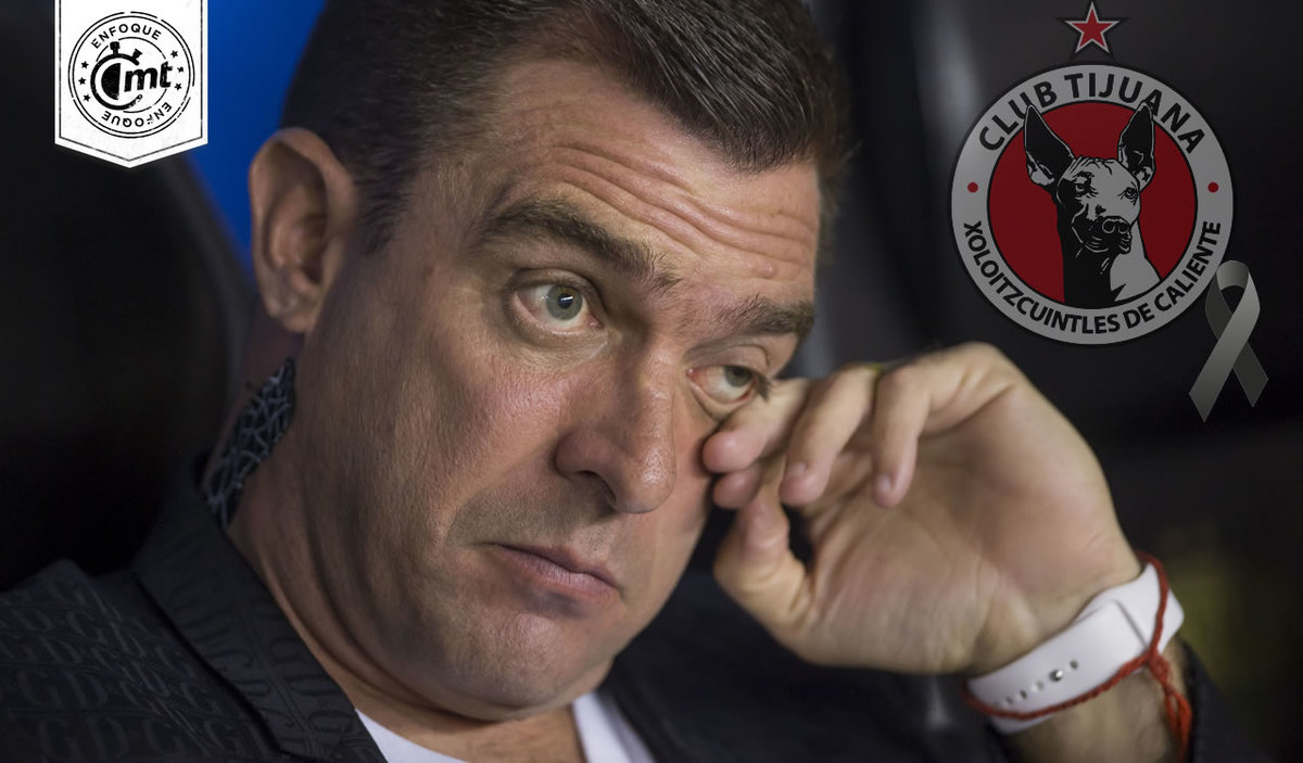Pablo Guede reveals: My father died of COVID and I asked to leave Xolos