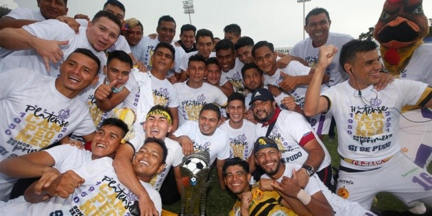 Platense beats Destroyer and returns to the first division