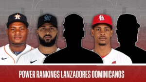 Power Ranking of Dominican pitchers: Still far from Freddy but several climb positions