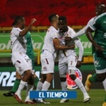 Problems in Tolima: players abandoned concentration