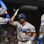 Pujols hits home run and LA sweeps Arizona