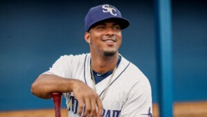 Report: Wander Franco, MLB's No. 1 prospect, to be uploaded by the Rays
